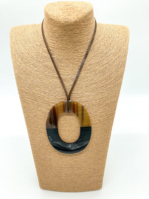 Horn Necklace - HN043