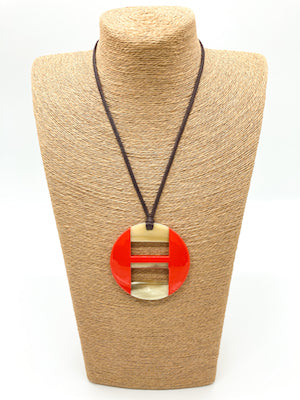 Horn Necklace - HN044