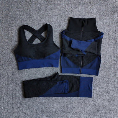 Women Fitness Sport Yoga Suit