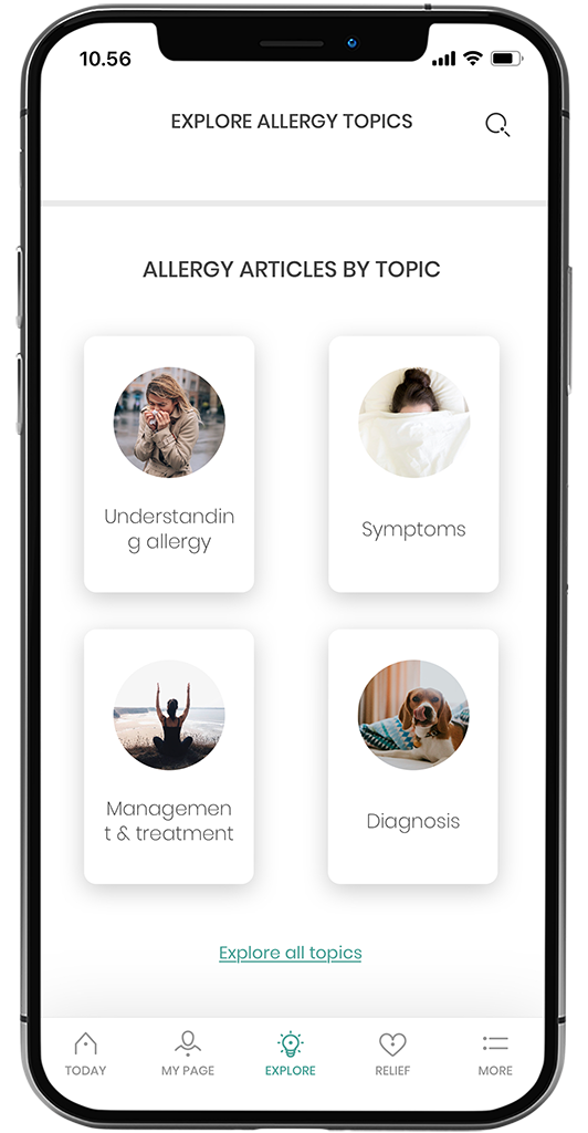 klarify app: the smart way to manage your allergies