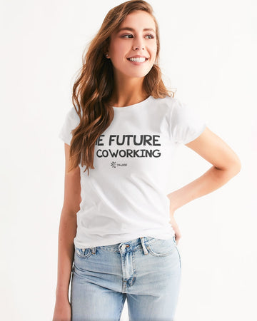 The Future is Coworking Women's Tee
