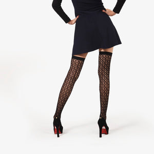 Thigh High Stockings C-5014