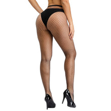 Load image into Gallery viewer, Fishnet Tights T-8006