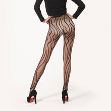 Load image into Gallery viewer, Fishnet Tights T-8090