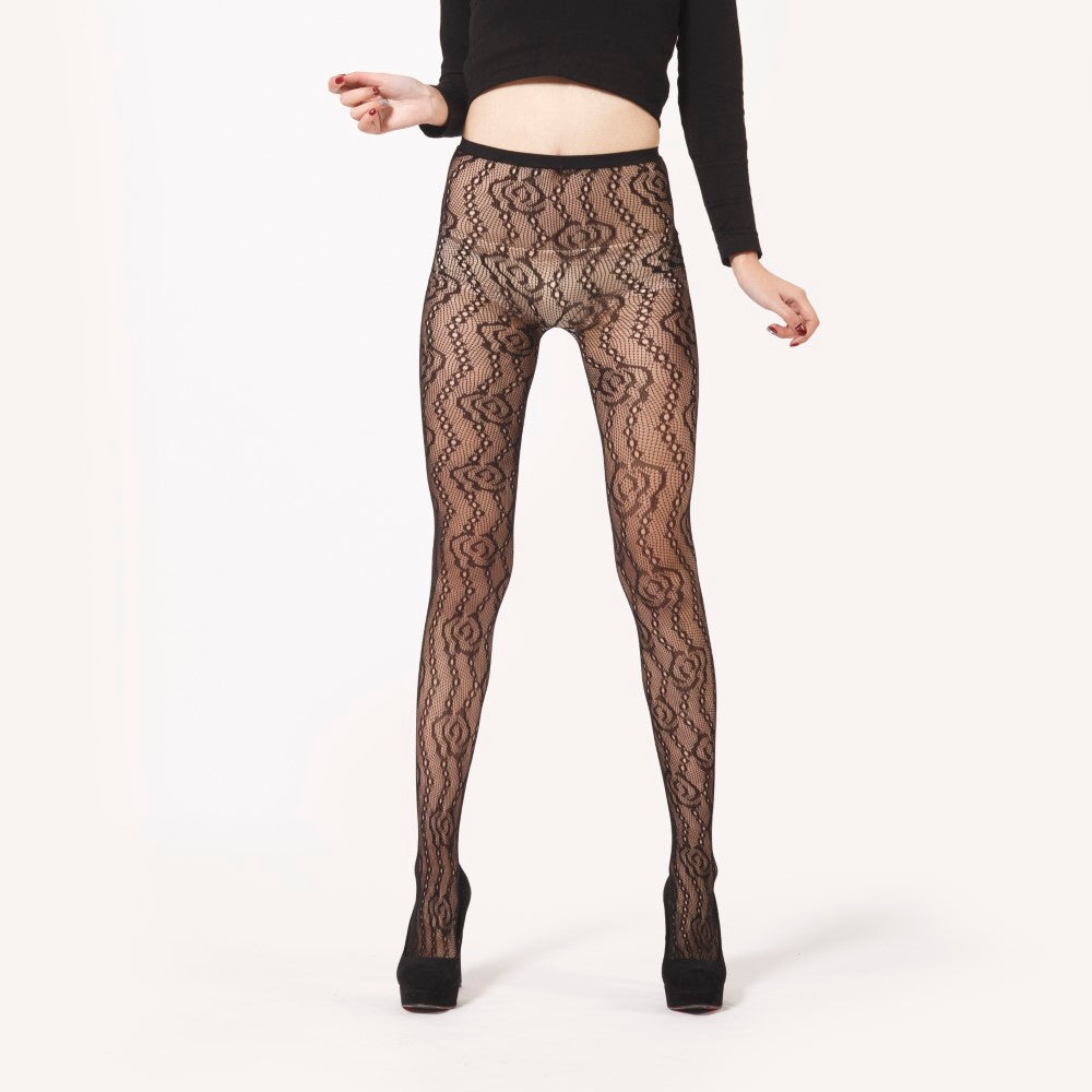 Fishnet Tights T-8093