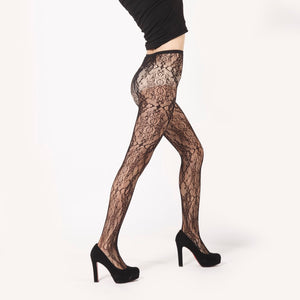 Fishnet Tights T-8116