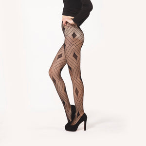 Fishnet Tights T-8188