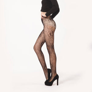 Fishnet Tights T-8189