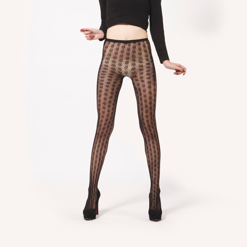Fishnet Tights T-8195
