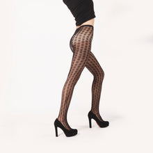 Load image into Gallery viewer, Fishnet Tights T-8195