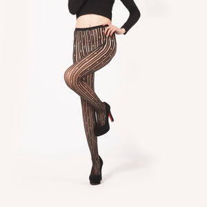 Fishnet Tights T-8196