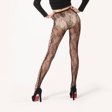 Load image into Gallery viewer, Fishnet Tights T-8320