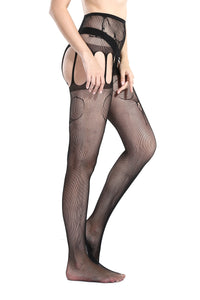 Suspender Tights T-8338