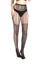 Load image into Gallery viewer, Suspender Tights T-8353