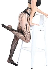 Suspender Tights T-8353