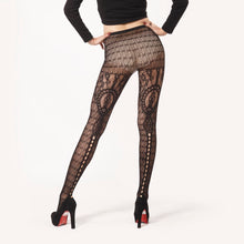 Load image into Gallery viewer, Fishnet Tights T-8513
