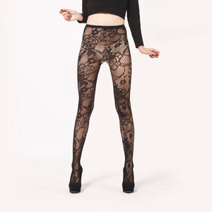 Fishnet Tights T-8520