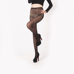 Fishnet Tights T-8582