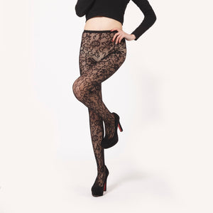 Fishnet Tights T-8584