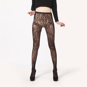 Fishnet Tights T-8590