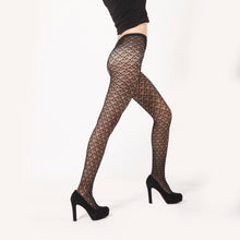 Load image into Gallery viewer, Fishnet Tights T-8606
