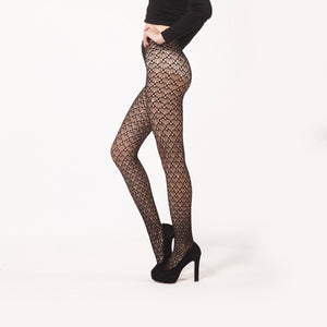 Fishnet Tights T-8606