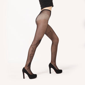 Fishnet Tights T-8638