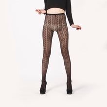 Load image into Gallery viewer, Fishnet Tights T-8645