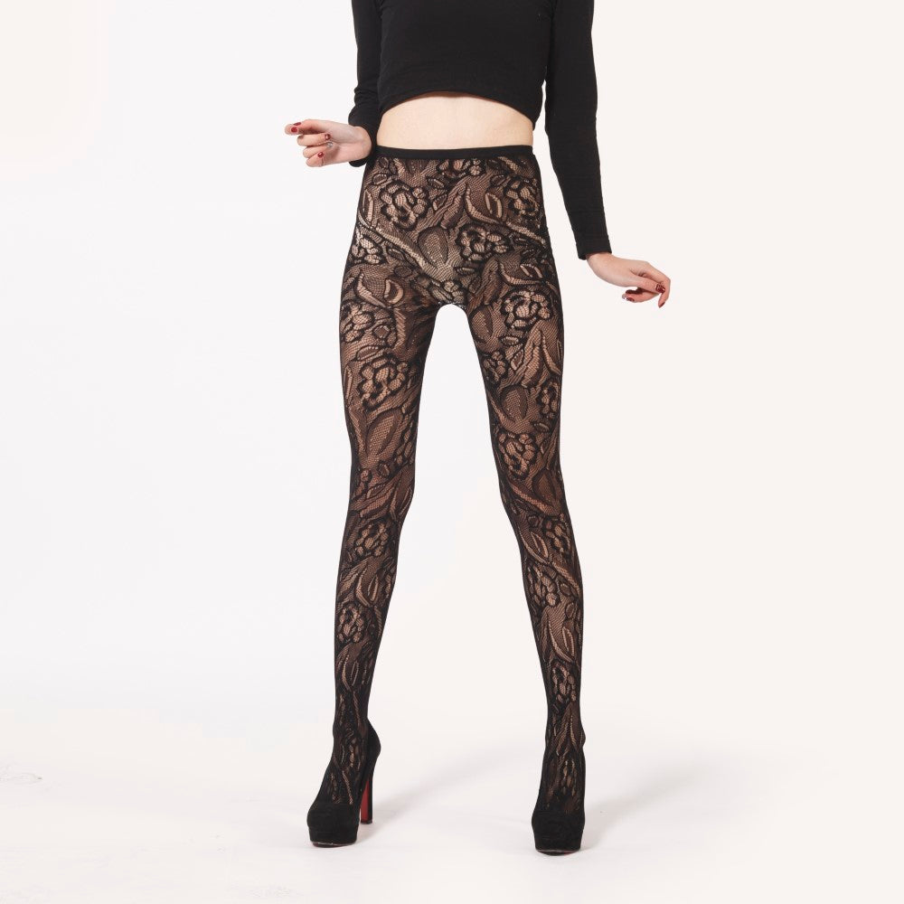 Fishnet Tights T-8677