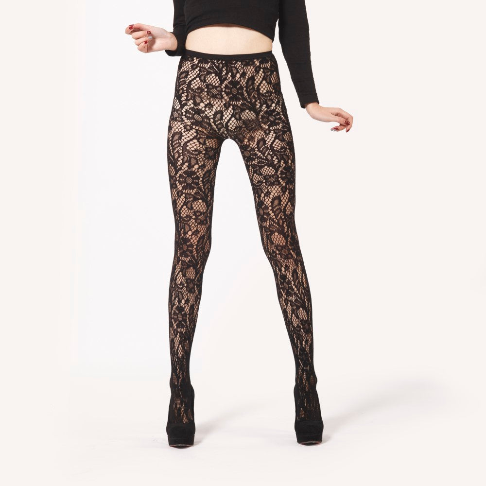 Fishnet Tights T-8684