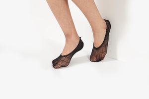 Low Cut Stockings W-1002