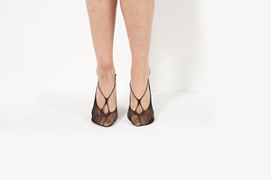 Low Cut Stockings W-1021