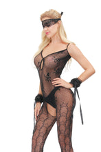 Load image into Gallery viewer, Bodystocking Y-4906