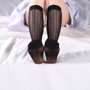 Knee High Stockings Z-3014
