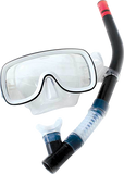 Mens Atoll Silicon Mask & Snorkel