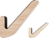 Longboard Timber Wall Display Rack