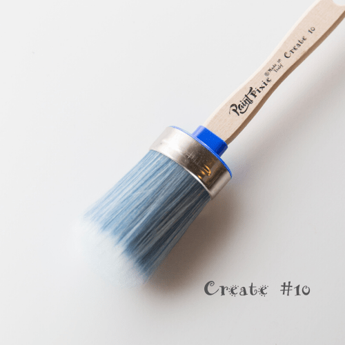 "Paint Pixie 1 1/2"" Oval Brush Create 10"