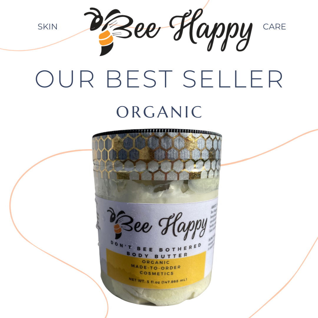 Don't Bee Bothered Natural Body Butter