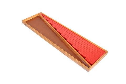 Long Rods - Medium - Red Only