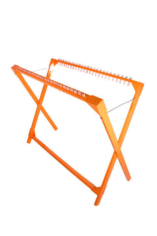 Drying Rack 25 Pegs Replaceable - Orange
