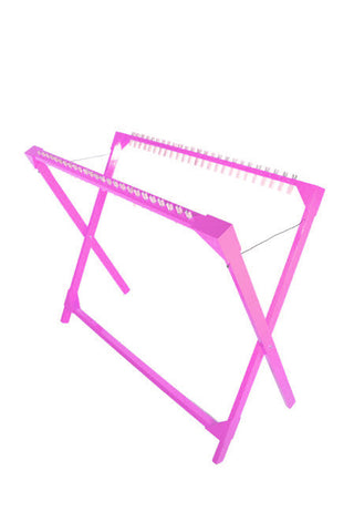 Drying Rack 25 Pegs Replaceable - Pink
