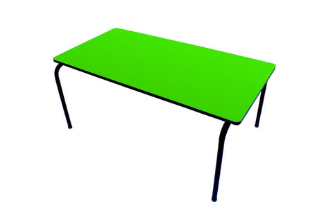 Formica Table - Stackable - Green