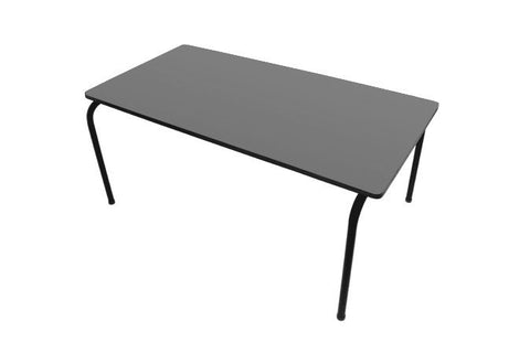 Formica Table - Stackable - Grey
