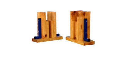 Balance Board Edge Supports - Large - Pair