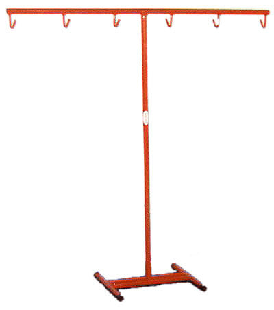 Horizontal Broom Stand