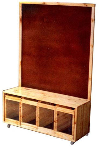 Mobile Tool Storage Unit W/Drawers