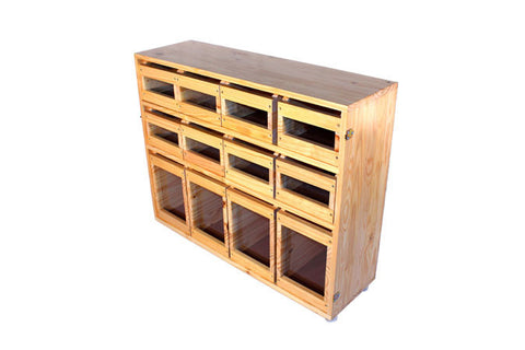 Mini Anti-Waste Unit - 24 Drawers