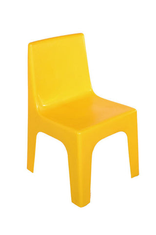 Child'S Chair - Yellow