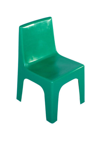 Child'S Chair - Green