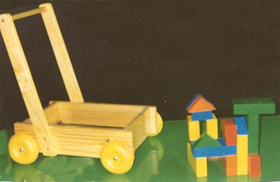 Baby Walker Blocks